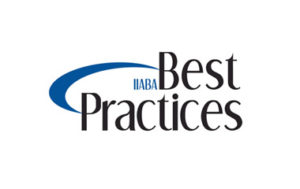 iiaba best practices logo