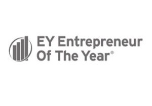 EY Entrepreneur of the Year logo Ernst and Young