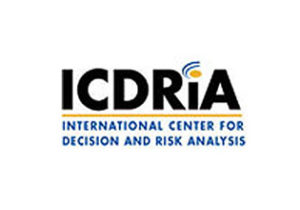 icdria international center for decision and risk analysis logo