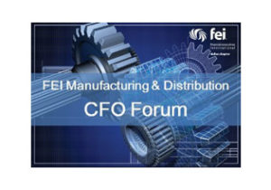 RSHB and FEI Manufacturing and Distribution CFO Forum logo