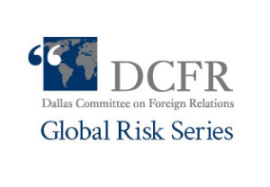DCFR Dallas Committee on Foreign Relations Global Risk Series Logo