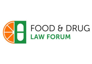 food and drug law forum logo