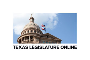 texas legislature online graphic