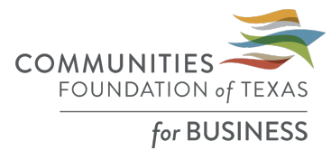 Communities Foundation of Texas for Business logo