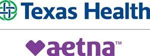 Texas Health / Aetna logo