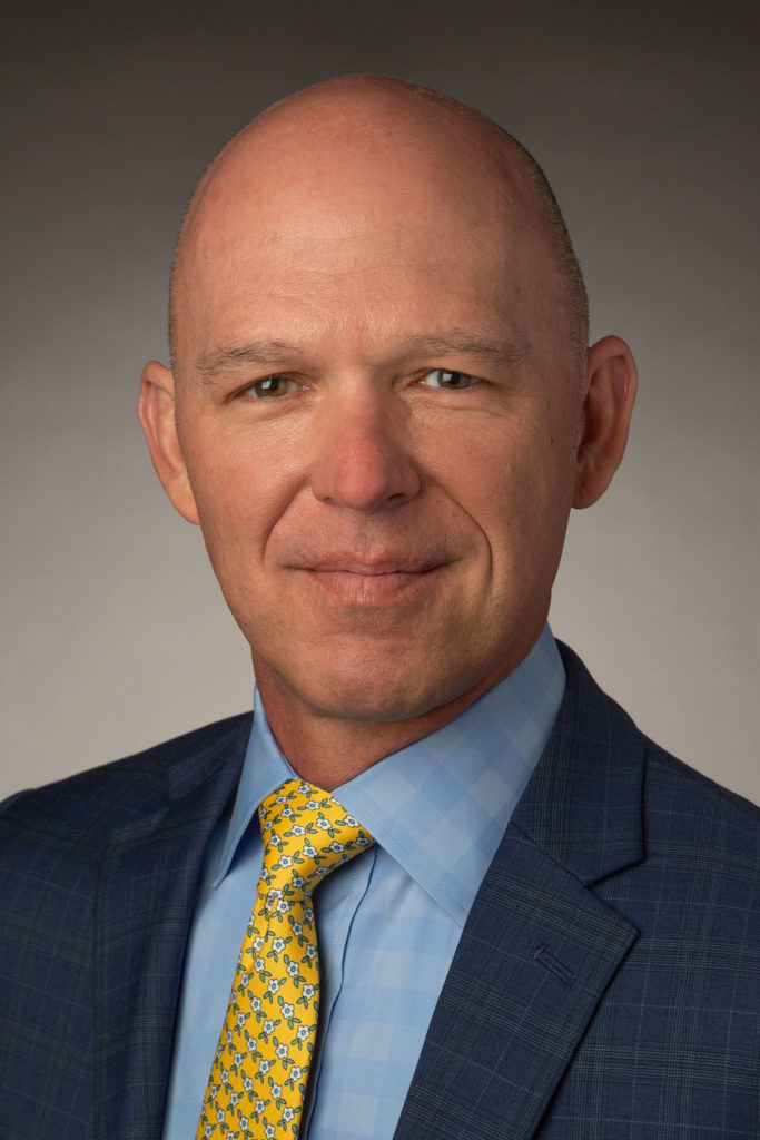 Commercial Insurance - Photo: Mike Baker, Assistant Vice President