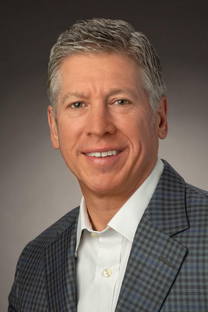 Commercial Insurance - Photo: Tom Hughston, CEO, Principal RHSB