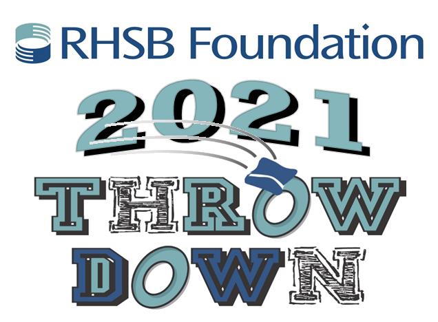 2021 Throw Down Logo