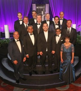 EY EOY 2016 Award recipients in the Southwest