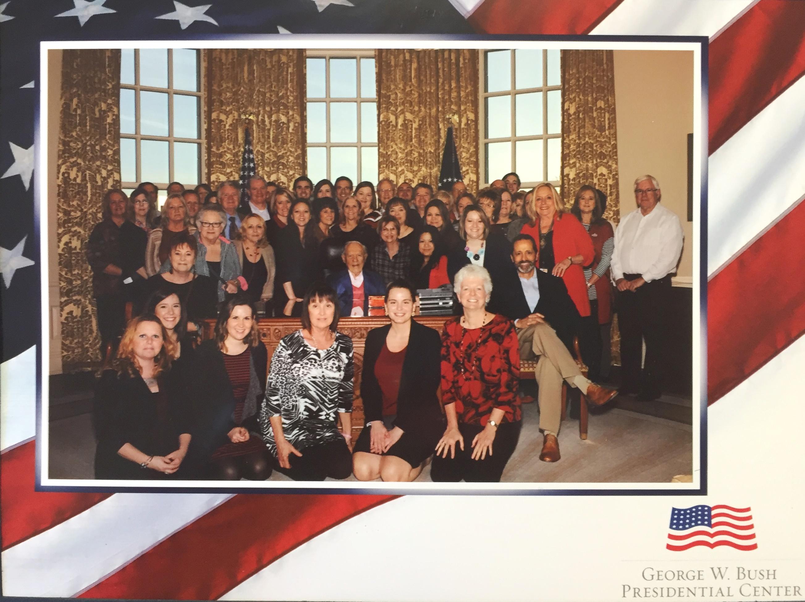 Oval Office - Leroy Howard