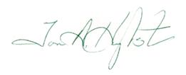 Tom H signature